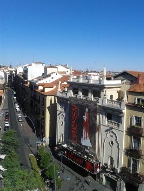 Vista della Terrazza di Casa Granada