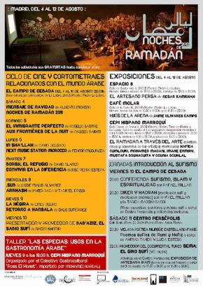 Noche del Ramadán 2012 Madrid