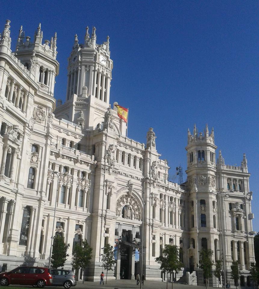 semana de puertas abiertas en los edificios de madrid