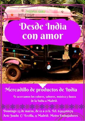 desde india con amor