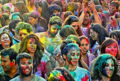 holi madrid