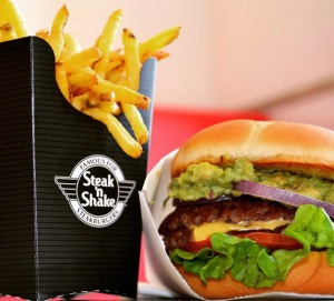 guacamole steak and shake
