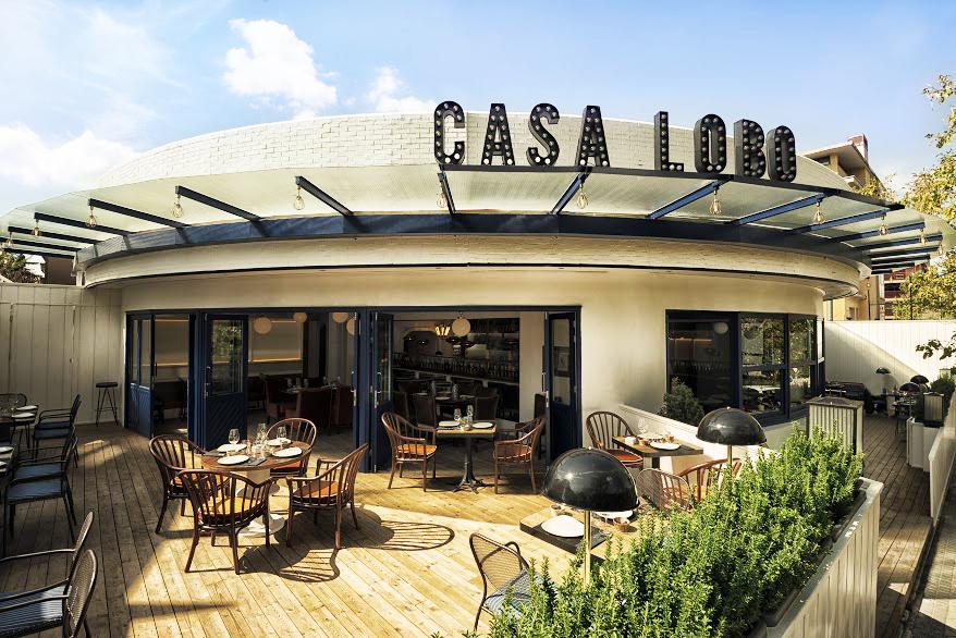 Casa lobo ecl ctico en estilos y sabores lamadridmorena for La casa encendida restaurante madrid