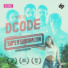 ROAD TO DCODE by SUPERSUBMARINA_