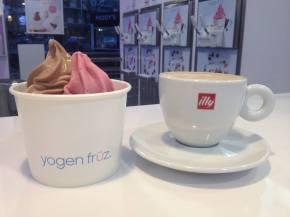 yogur y cafè